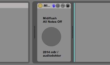 Midi Flush m8r